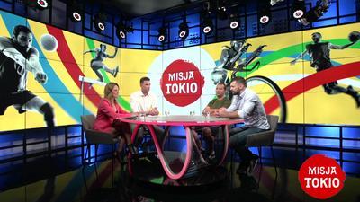 Misja Tokio - 25 lipca 2021
