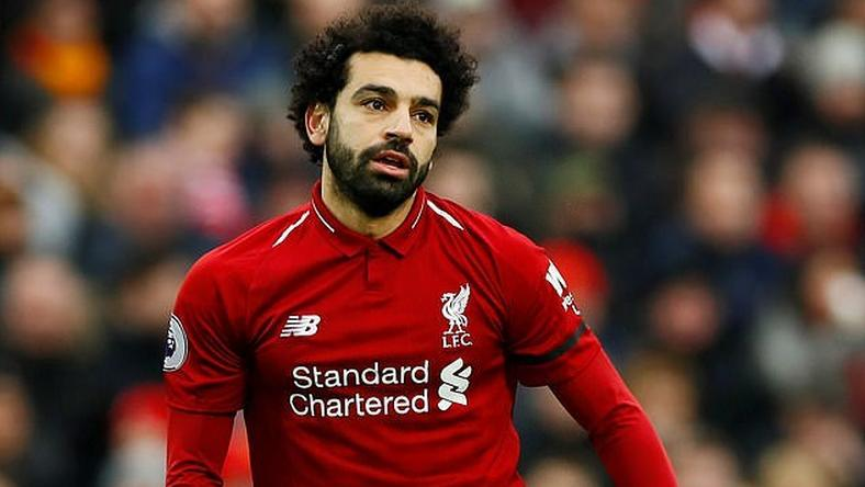 Mohamed Salah has been in sensational form for Liverpool this season