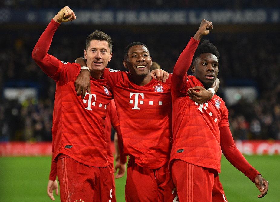 Chelsea FC - Bayern Monachium 0:3