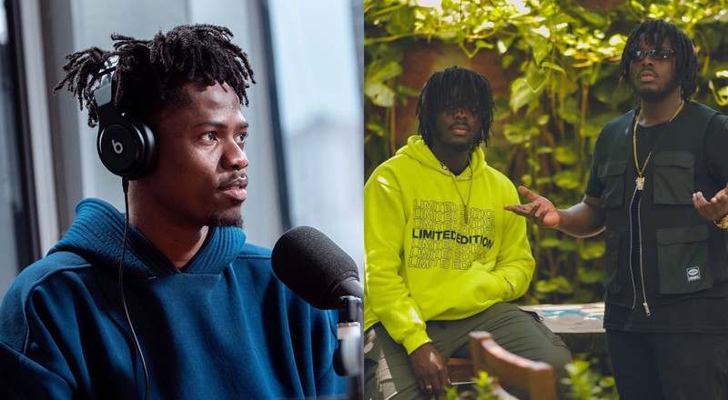Dope Nation diss Kwesi Arthur in a new leaked song (Listen)