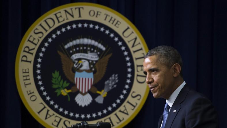 Barack Obama zapowiada kolejne sankcje dla Rosji