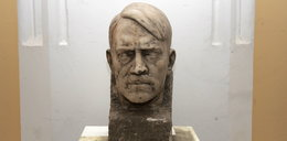 W Gdańsku odkopano marmurowe popiersie Hitlera