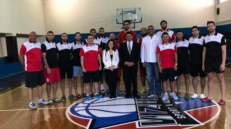 Košarkaška reprezentacija Egipta