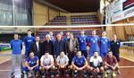 Delegacija Odbojkaškog saveza Srbije u poseti Spartaku
