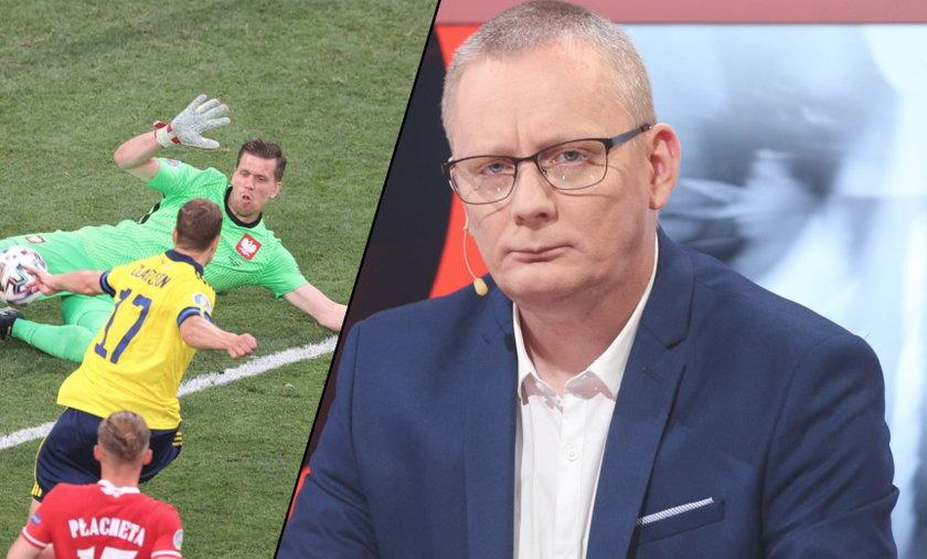 Mecz Polska Szwecja.