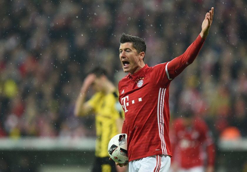 Bayern Monachium grozi Realowi, Chelsea i MU. Chodzi o Lewandowskiego