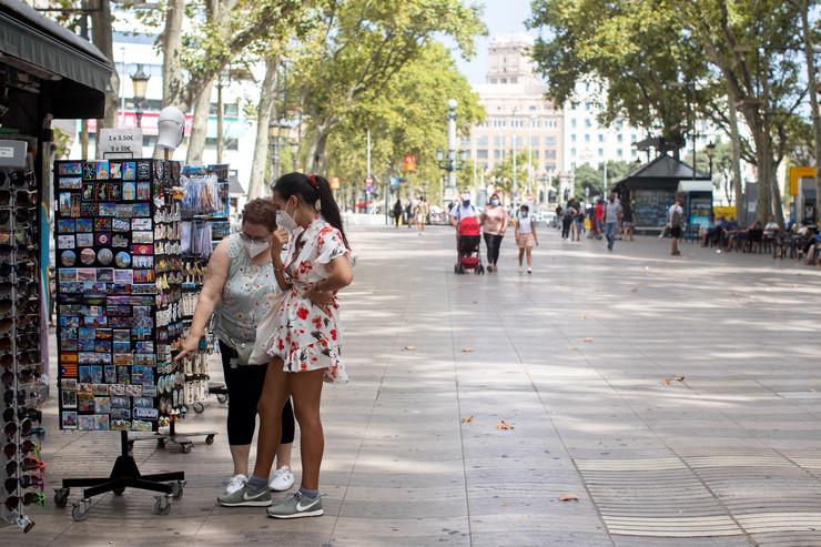 Barselona španija koronavirus