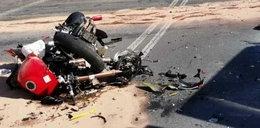Tragedia na obwodnicy. Nie żyje dwóch motocyklistów. Mieli całe życie przed sobą