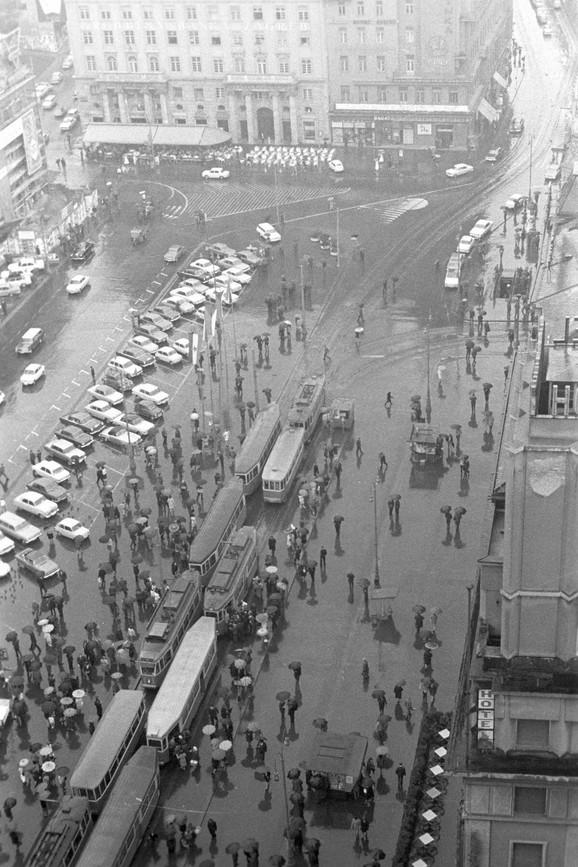 Beograd oko 70-ih godina