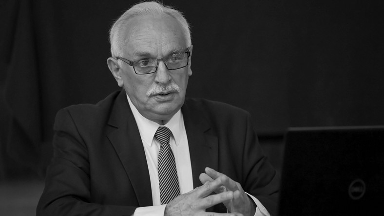 Andrzej Kwaliński, główny inspektor pracy
