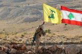 Prekid borbe pored granice sa Libanom