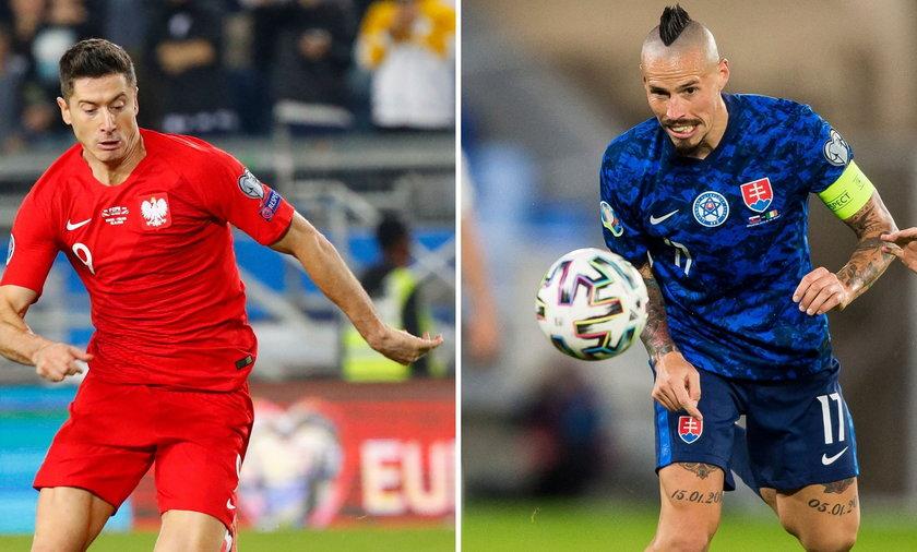 Polska - Słowacja to pierwszy mecz naszej reprezentacji na mistrzostwach Europy.