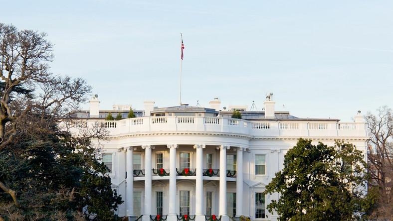 Ewakuacja Białego Domu