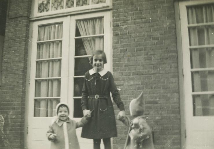 Ana Frank foto ap