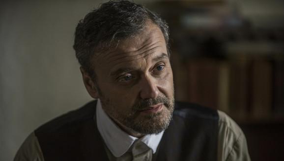 Nikola Ristanovski igra Arčibalda Rajsa u seriji