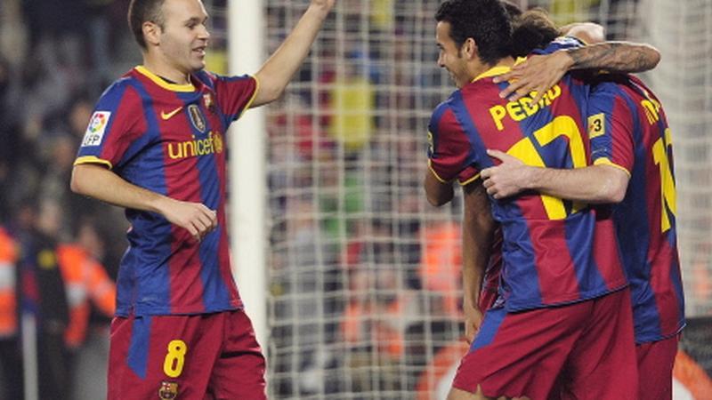 Gracze FC Barcelona