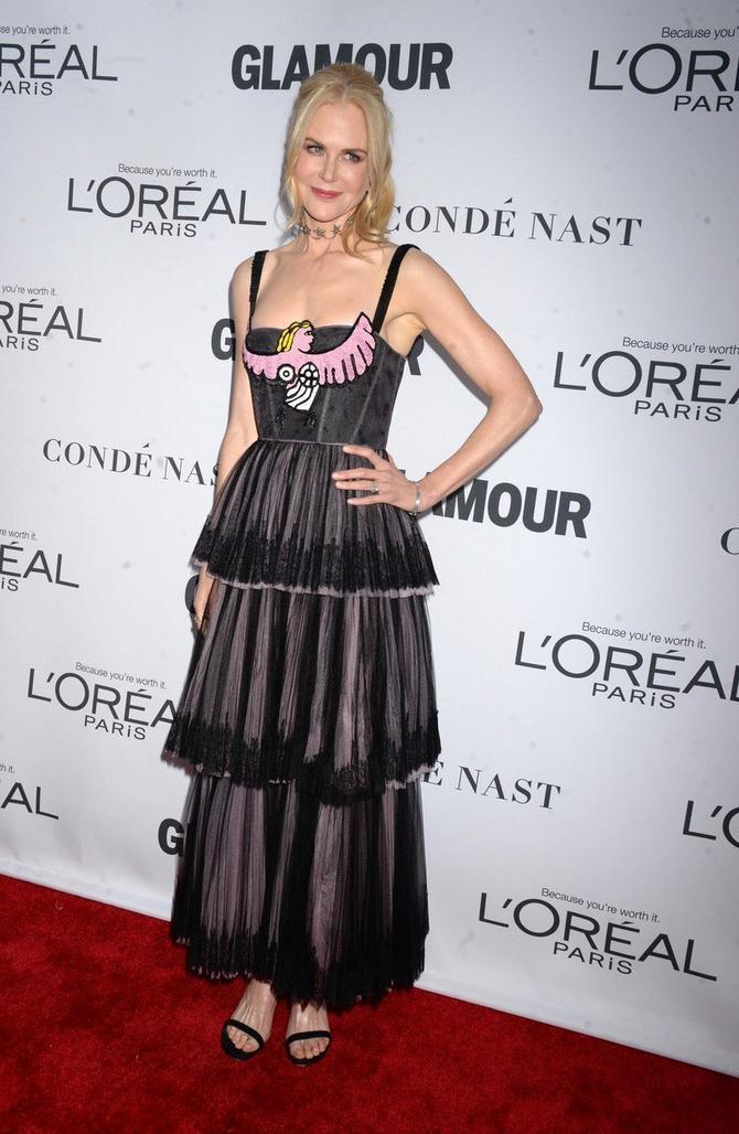 Zanimljiv modni izbor Nikol Kidman
