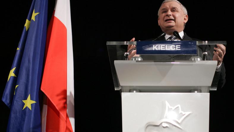 Kaczyński idzie na wojnę z Niemcami