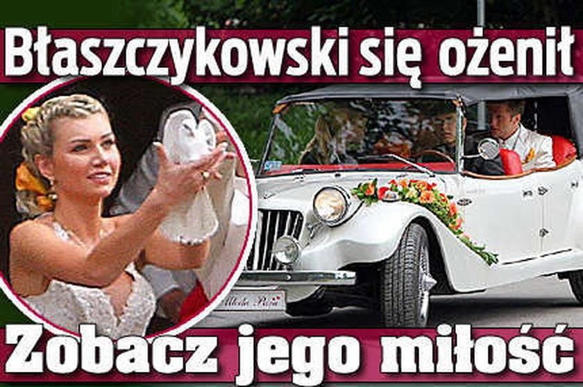 Błaszczykowski wziął ślub. Zobacz jego miłość!