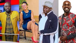 Ian Wafula, Amber Ray, Terence Creative and Larry Madowo