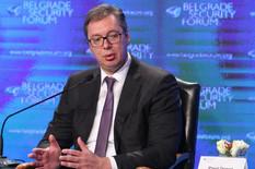 Vučić: Može TAČI DA JURI PUTINA koliko hoće, ali neće dobiti podršku ni za šta sa čim se Srbija ne slaže
