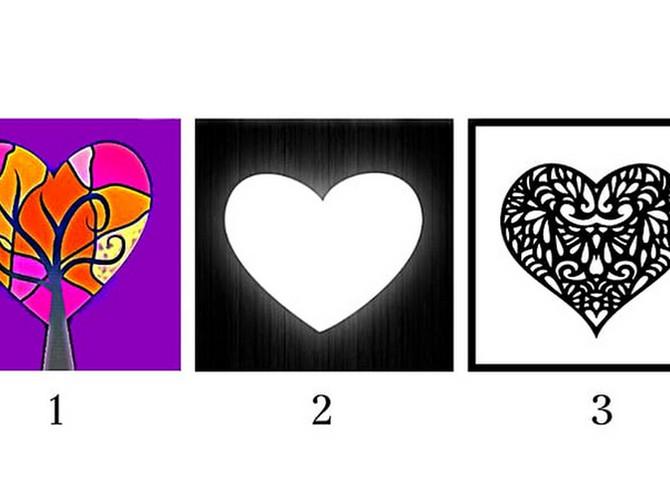 Ovaj TEST vas čita kao OTVORENU KNJIGU! Izaberite srce koje vam se sviđa i saznaćete SVE DUBOKE TAJNE o vašem ljubavnom životu