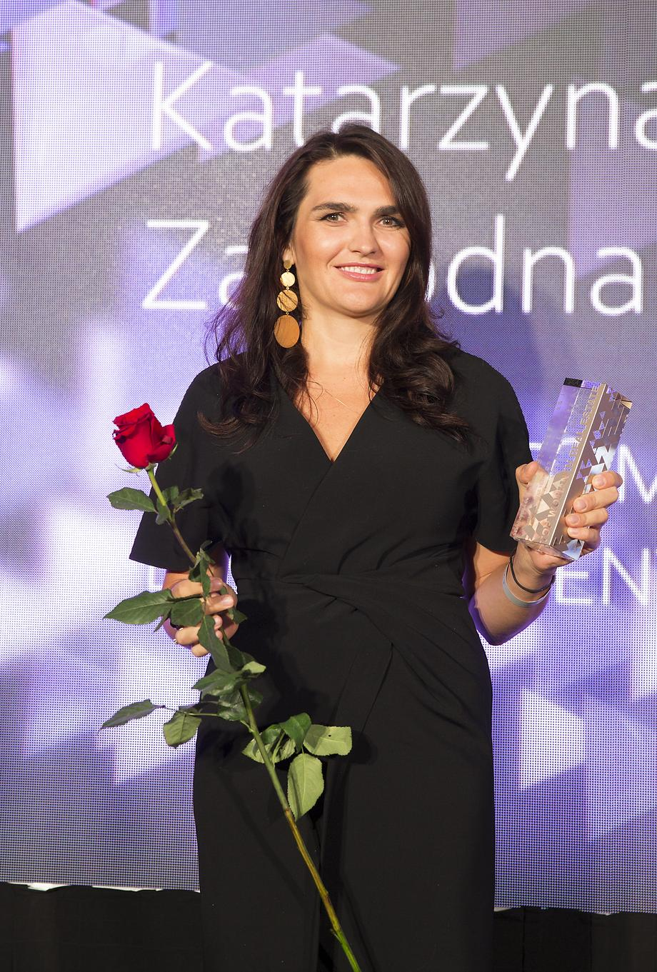 Katarzyna Zawodna-Bijoch – laureatka Top Woman in Real estate w kategorii Personality of the Year