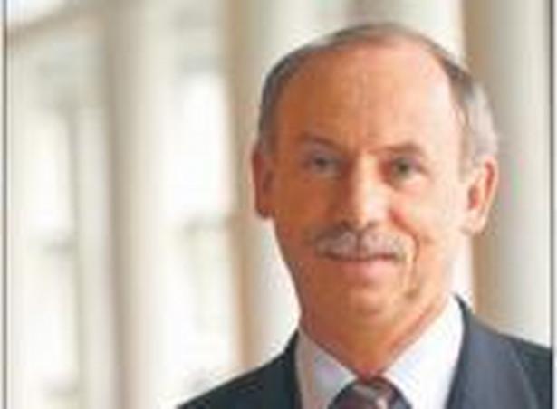 Janusz Lewandowski, komisarz ds. budżetu w Komisji Europejskiej. Fot. DGP
