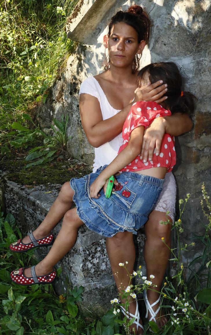 A kislányt megviselte az a szörnyű nap - mondja az édesanyja /Fotó: Fuszek Gábor