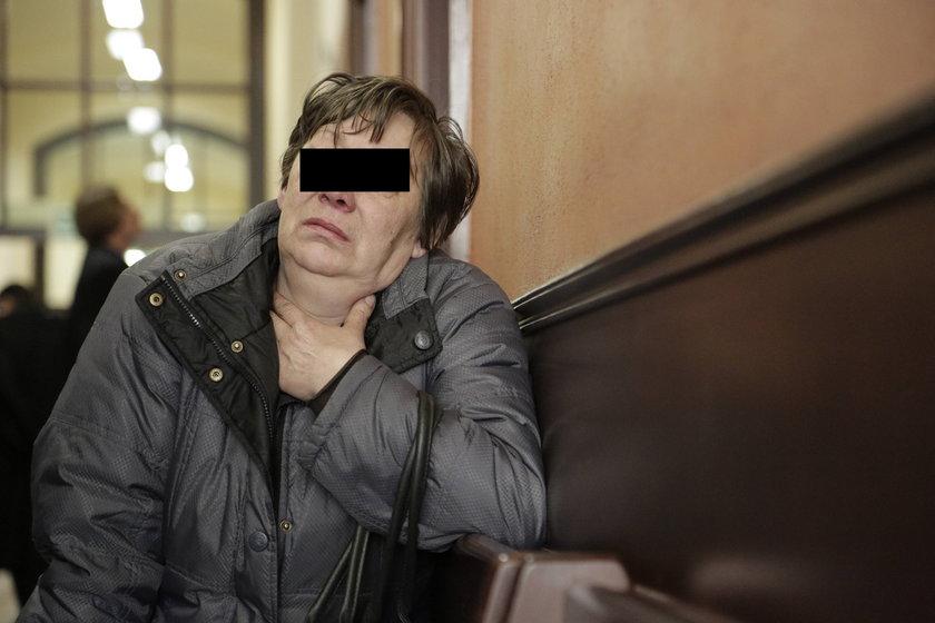 Elżbieta B. skazana została na 10 miesięcy więzenia