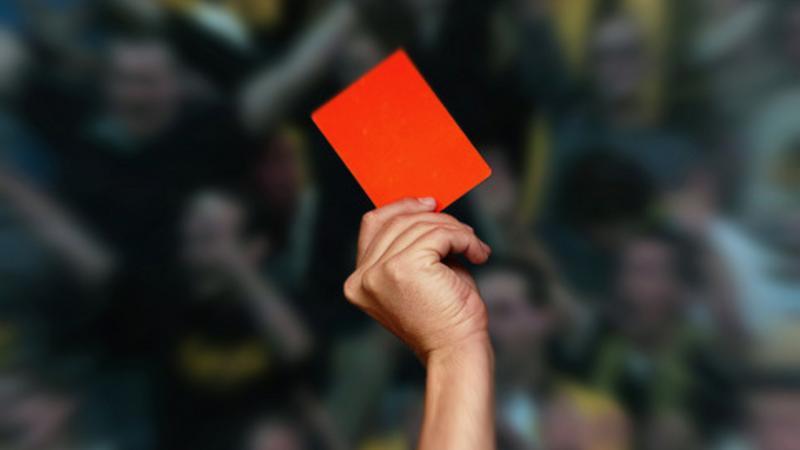 Czerwona kartka