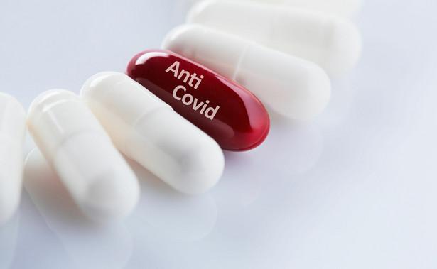 Leki na koronawirusa