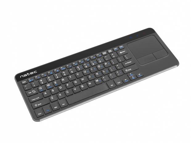 Natec Genesis Turbot Slim Touchpad