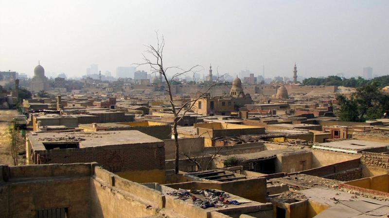 Kair, miasto umarłych