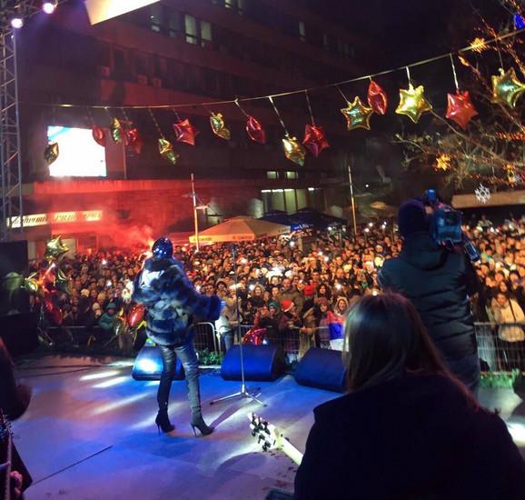 Novogodišnji koncert trajao je više od dva sata