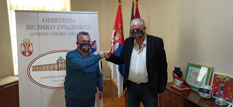 Dragan Milić i Slobodan Đurić