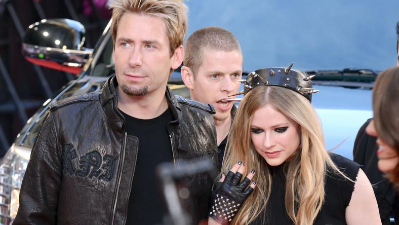 Avril Lavigne i Chad Kroeger
