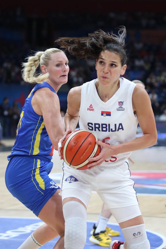 Bravo devojke: Srbija u polufinalu EP