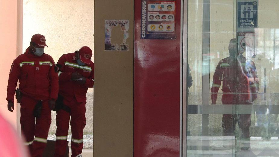 Boliwia: na jednym z uniwersytetów zginęło czterech studentów po zerwaniu barierki