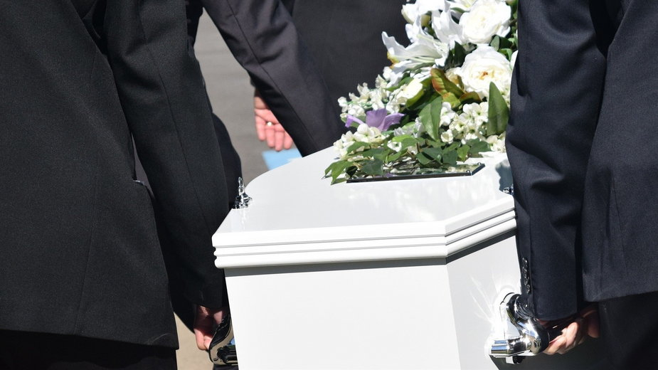 Pogrzeb zdj. poglądowe