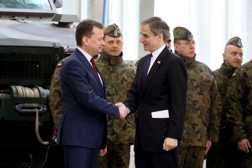 Polska kupiła system obrony powietrznej Patriot