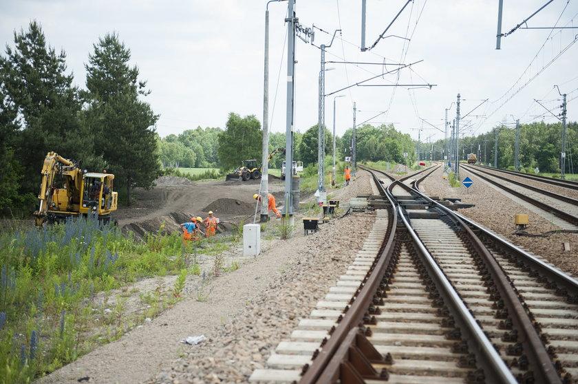 Linia kolejowa Katowice - Kraków