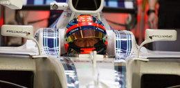 Kubica zadziwił świat F1. Na testach zrobił coś niesamowitego