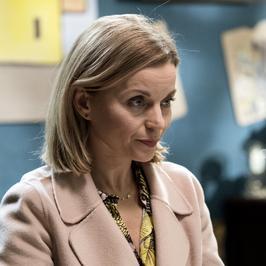 Małgorzata Foremniak czarnym charakterem w nowym serialu Polsatu