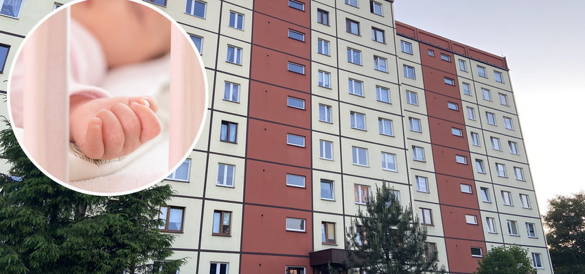Horror w Dąbrowie Górniczej. Kiedy pogotowie przyjechało na miejsce, 2-miesięczna dziewczynka nie żyła, została skatowana. Matka zabiła ją, bo płakała z głodu?!
