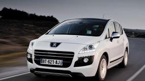 SUV Peugeota bardziej ekologiczny