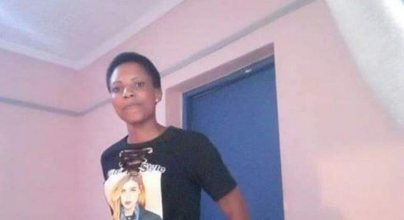 Hellen Kwamboka a Police Officer attached to parliament found murdered in her house