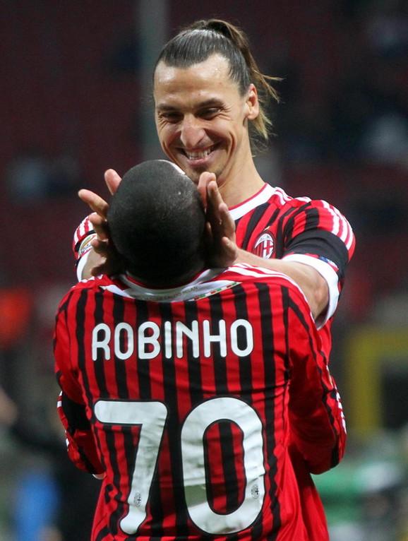 Robinjo i Zlatan Ibrahimović