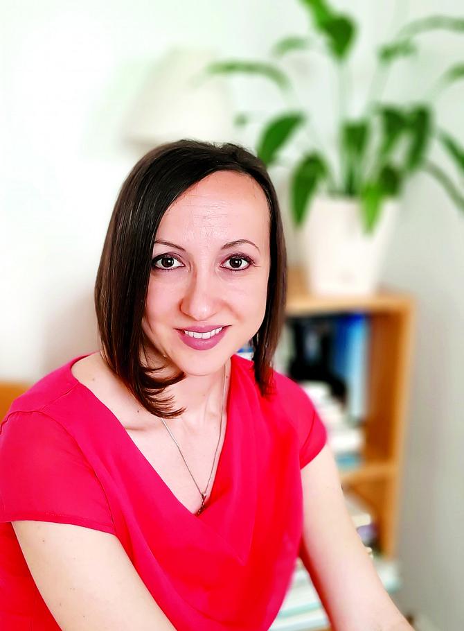 Marija Stajić, licencirani edukator za reproduktivno zdravlje žena i praćenje plodnosti metodom FEMM (Fertility Education and Medical Management) u Srbiji