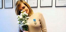 Weronika Marczuk wygląda kwitnąco w zaawansowanej ciąży